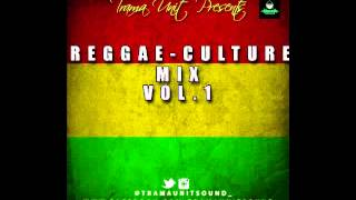 Culture Reggae Mix: Jah Cure, Maxi Priest, Freddie McGregor, Buju Banton, Morgan Heritage,& More