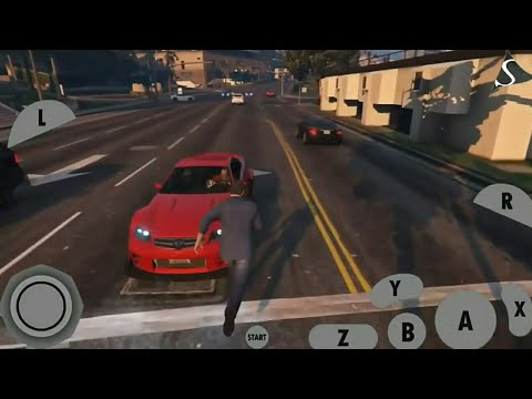 GTA 5 On Android Apk+Obb 4.2Gb | (How To Download GTA 5 On Android) | Game Zone