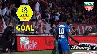 Goal Stiven MENDOZA (81') / EA Guingamp - Amiens SC (1-2) (EAG-ASC) / 2018-19