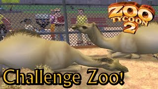 Zoo Tycoon 2: Unmodded Challenge Zoo Part 1 - Let