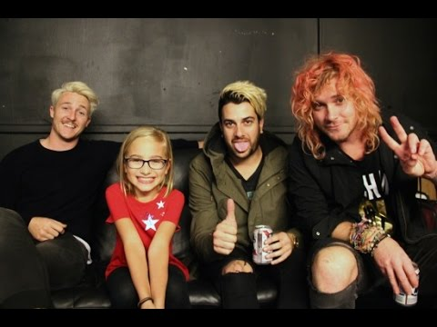 Kids Interview Bands - The Griswolds