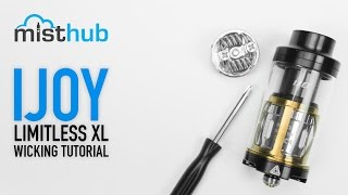 iJOY Limitless XL Sub-Ohm Tank Video
