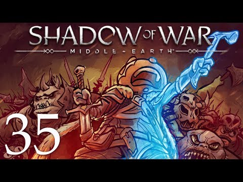 Middle Earth Shadow of War Gameplay Walkthrough Part 35: THE END
