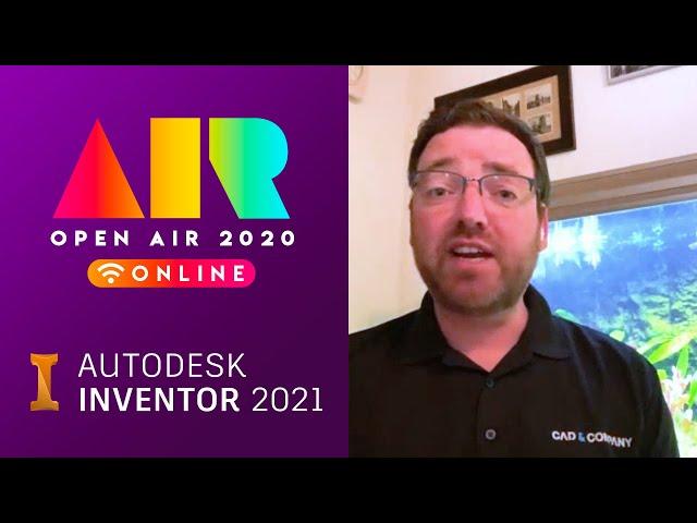 OPEN AIR 2020:  Inventor 2020 en 2021