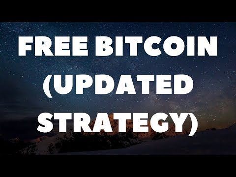 Free Bitcoin (Updated Strategy)   Free Bitcoin Faucet