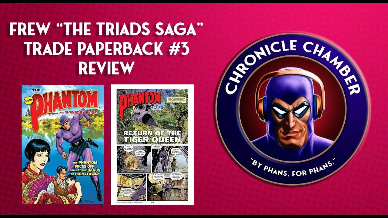 The Triads Saga TPB Review