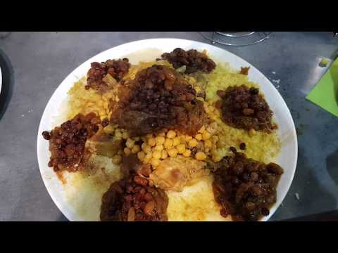 couscous-tfaya-ou-sucrée