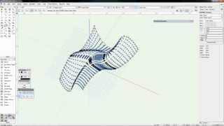 Vectorworks 2013 - D2a - Ep 4a (buildings And Lofting)