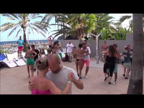 Salsa-Tanzferien Mallorca 2013