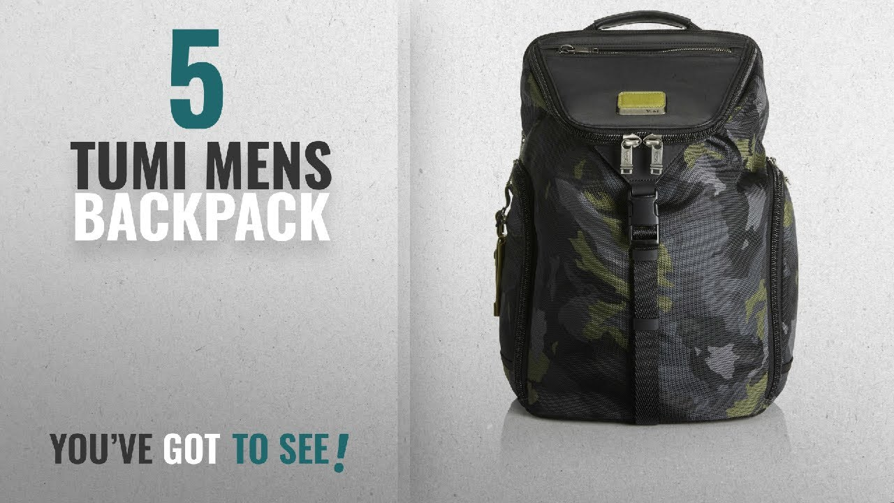 Top 10 Tumi Mens Backpack 2018 Tumi Men S Alpha Bravo Willow