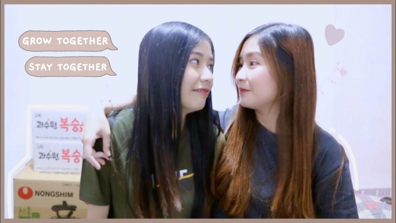 [VLOG] Starting a business with my Girlfriend 🏳️🌈 (korean products)