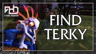 Find Terky (Murloc Battle Pet)