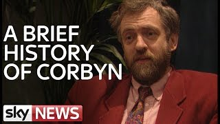A Brief History of Labour Leader Jeremy Corbyn thumbnail