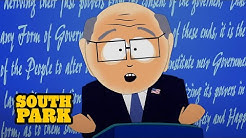 My Opponent is a LIAR - South Park