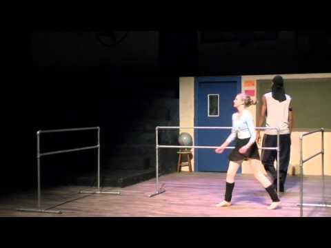 FZE - Fame - The Musical - Tyrone's Rap - Sarah and Chris