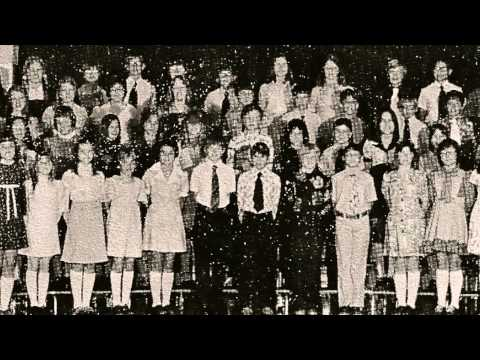 1975 Reede Gray Elementary School Choir, Redwood Falls, MN, Christopher Hopkins Solo Age 11