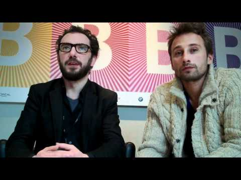 BERLIN FILM FEST: Bullhead director + star