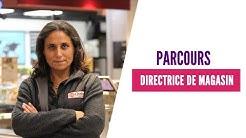 Portrait - Margarita - Directrice de magasin Casino supermarché