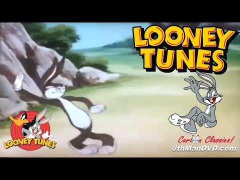 LOONEY TUNES (Looney Toons): All This and Rabbit Stew (Bugs Bunny) (1941) (Remastered HD)