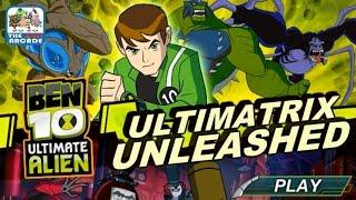 Ben 10 Ultimate Alien: Ultimatrix Unleashed (Cartoon Network Games)