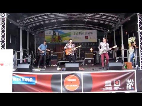 tour Fete de la musique 2015, Hannover