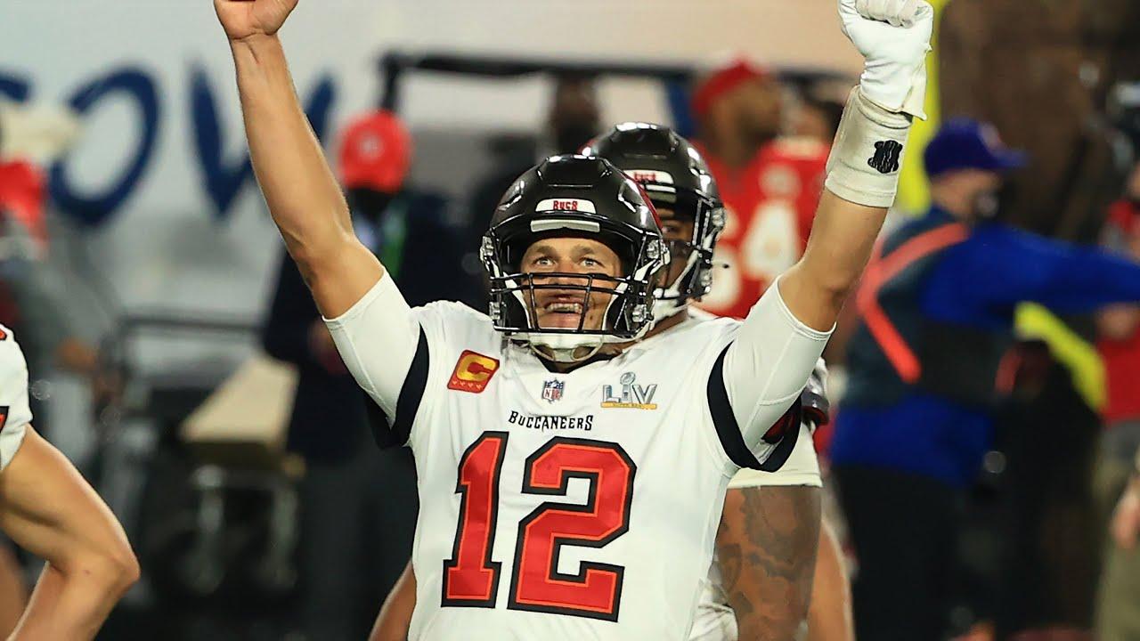 Tom Brady, Buccaneers get 2021 NFL season off to a fiery start