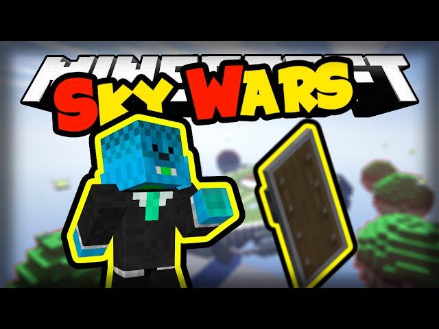 Minecraft: (1.9) IMAMO ŠTIT!!! | Sky Wars