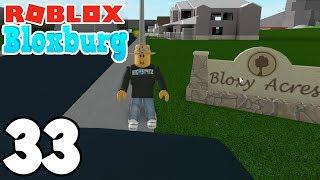 NEW CITY UPDATE! | Roblox BLOXBURG | Ep.33