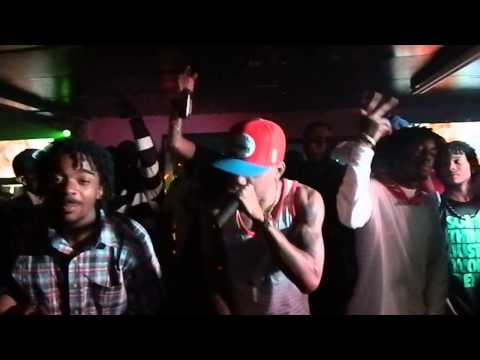 Throw Some D's On It - Rich Boy Live @LaidBackSundays ClassicWheels
