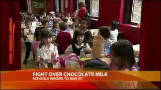 Chocolate Milk: Is the Calcium Worth the Sugar?