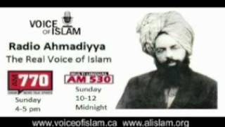 Holy Prophet (SAW) vision about Masih Maoud and Masih Dajjal circling Kaaba.mp4