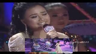 """Aulia - """" Setangkai Bunga Padi """" di GRANDFINAL DAA3 26 Desember 2017"""