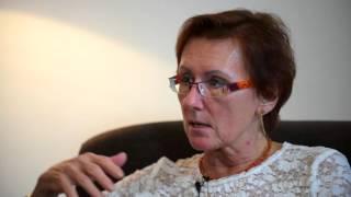 V čekárně - doc. MUDr. Eva Havrdová CSc.
