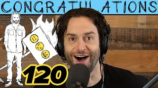 First To Go (120) | Congratulations Podcast with Chris D
