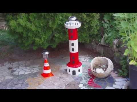 Beton Giessen Diy Betonlampe Lampe Aus Beton Rosenlampe