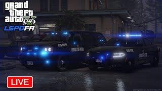 Video GTA 5 LSPDFR LIVE - Day 41 | Georgia State Patrol (GSP) download MP3, 3GP, MP4, WEBM, AVI, FLV November 2018