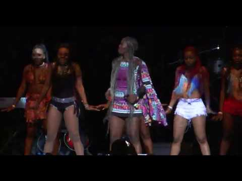 Tiwa Savage Live at One Africa Fest 1