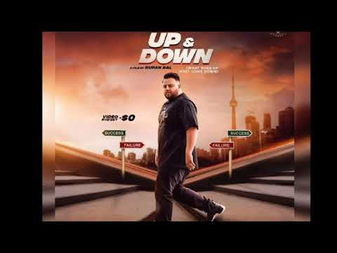 Download Deep Jandu New song Up & Down (Up and down).mp3 | Up & Down lyrics writes by Karan Aujla.
