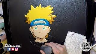 Naruto Pancake Art LIVE at Comic Con