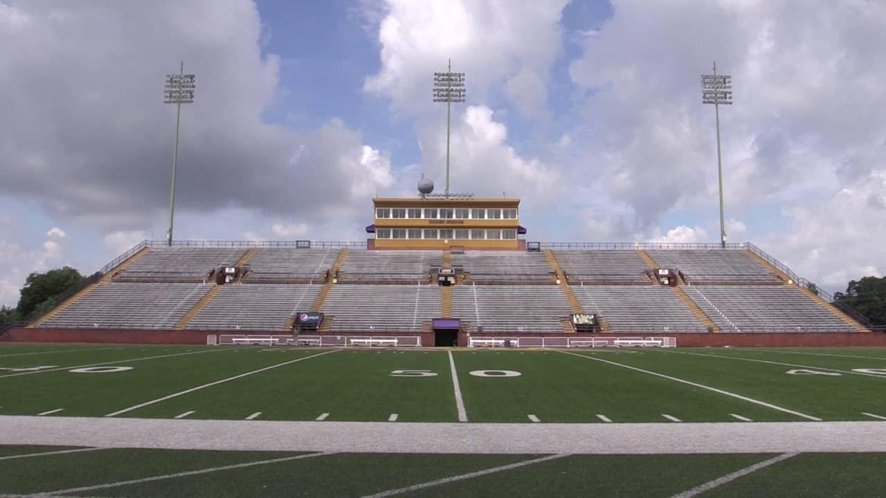 CFA Stadium Spotlight: Tennessee Tech Golden Eagles - YouTube