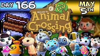 Animal Crossing: New Leaf – Day 166 – May 5 – Shari, Not Sorry!