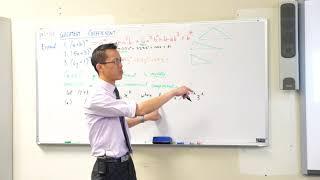 Greatest Binomial Coefficient (3 of 5: The general coefficient)