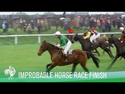Improbable Finish To The 1967 Grand National Horse Race | Sporting History