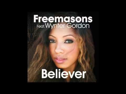 'BELIEVER' (TV ROCK Remix) Freemasons Ft Wynter Gordon [HQ]