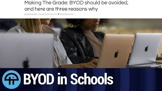 Why BYOD is Bad for Schools