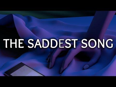 Alec Benjamin ‒ The Saddest Song (Lyrics) M+ike Remix
