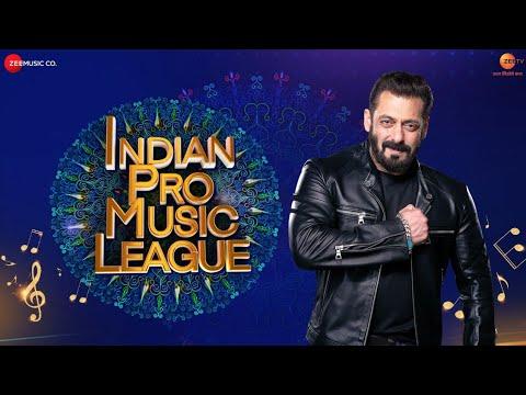 Indian Pro Music League Anthem | Salman Khan,Riteish,Shraddha,Govinda,Rajkummar,Bobby,Raina| Zee TV
