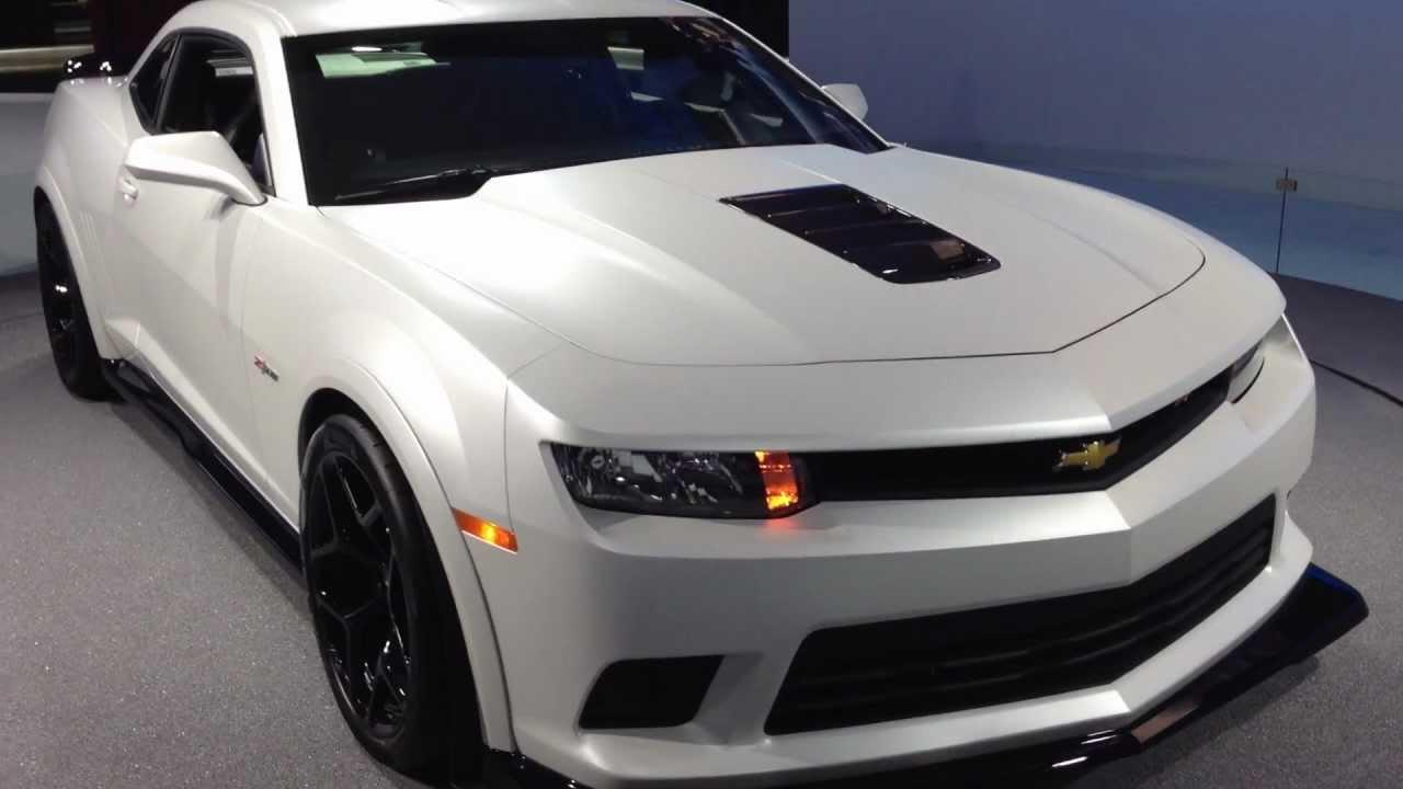 Car Sun Shade >> Camaro Z28 2014 New York International Auto Show what a ...