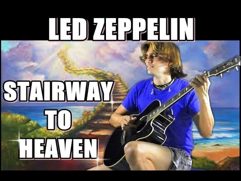 led zeppelin stairway to heaven acoustic lesson guitar tab free fingerstyle how to play. Black Bedroom Furniture Sets. Home Design Ideas