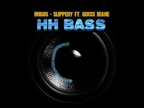 Migos - Slippery ft. Gucci Mane EXTREME BASS BOOST